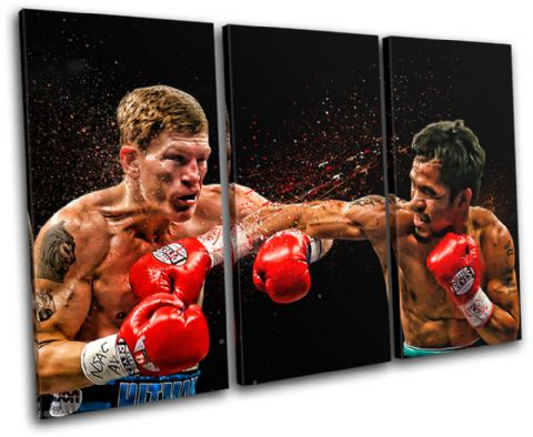 Boxing Pacquiao Hatton Sports - 13-1931(00B)-TR32-LO